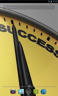 Time For Success LiveWallpaper - screenshot