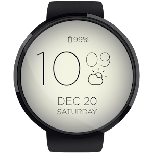 AllText HD Watch Face