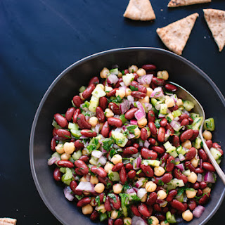 Lemon-Parsley Bean Salad