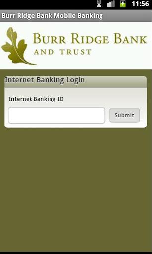 Burr Ridge Bank Mobile Banking