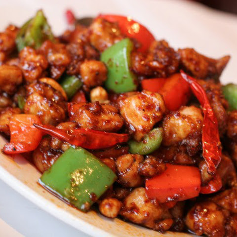 Ten Minute Szechuan Chicken Recipes — Dishmaps