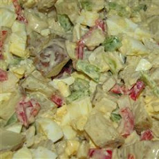 The Best Potato Salad