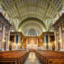 Our Lady of Sorrows Basilica by John Williams - Buildings & Architecture Places of Worship