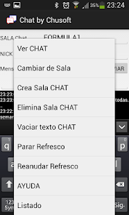Chat Privado by Chusoft - screenshot