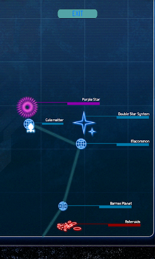Starship Traveller - screenshot