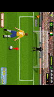 Screenshot of World Cup Shooting