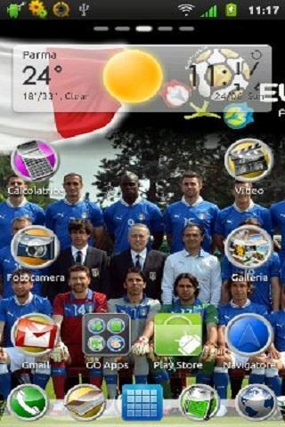 Europei Go Theme