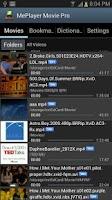 Screenshot of [BIG SALE] MePlayer Movie Pro