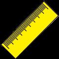 Ruler (cm, inch) APK for Bluestacks