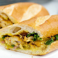 Catfish Banh Mi: Vietnamese Catfish Po-Boy