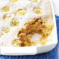 Microwave Banana Pudding