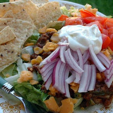 Surprisingly Superb Weeknight Taco Salad