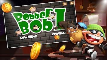 Screenshot of Tiny Robber Bob