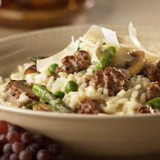 Sausage & Vegetable Risotto