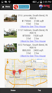 Stephanie Larimore Homes - screenshot