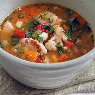 Chicken Stew with Sweet Peppers