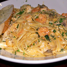 Linguine with Shrimp and Sun-Dried Tomatoes