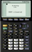 Screenshot of AlmostTI - TI Calc Emulator