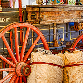Chuck Wagon! by Fred Herring - News & Events US Events