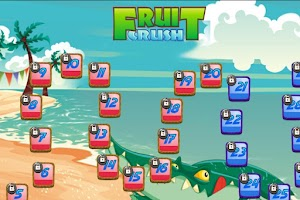 Screenshot of Fruit Crush Mania - Swiped