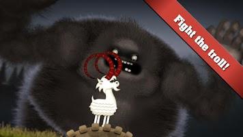 Screenshot of The three Billy Goats Gruff