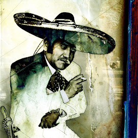 Spirit of the Mariachi by Alan Burgess - Instagram & Mobile iPhone