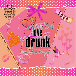 Love Drunk GO THEME - screenshot