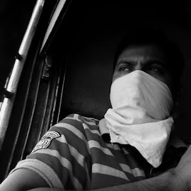 Zindagi ke safer me guzer jate hai jo mukam wo fir nahi aate !!!! by Govind Mohan - People Body Art/Tattoos