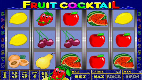 играть онлайн в фрут коктейль автоматы