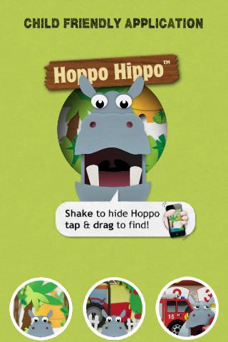 Hoppo Hippo hide and seek