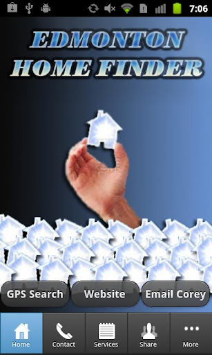 Edmonton Home Finder
