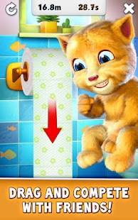 Download Talking Ginger APK for Laptop
