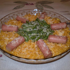 Sausage and Macaroni Casserole