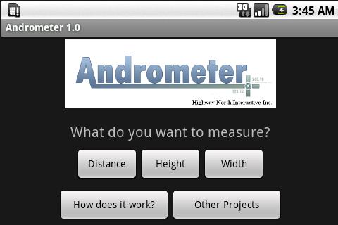 Andrometer
