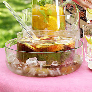 Peach Punch Recipes