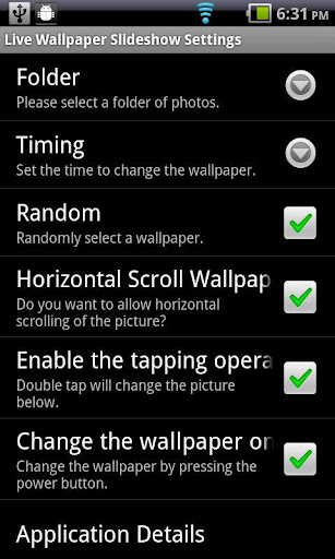 Automatic Wallpaper Changer