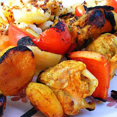 Cape Malay Sosaties (Kabobs)