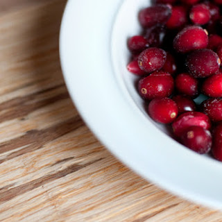 Crockpot Holiday Cranberry Sauce