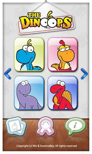 【免費娛樂App】DinoColor-APP點子