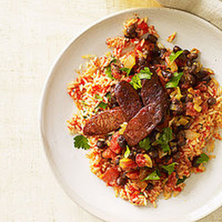 10 Best Black Beans With Chorizo Rice | Bean Salad, Fried Rice and ...