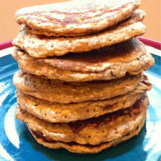 Hearty Whole Wheat Pancakes