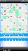 Screenshot of Sudoku Supreme 9x9 16x16 Free