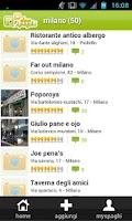 Screenshot of 2Spaghi Ristoranti