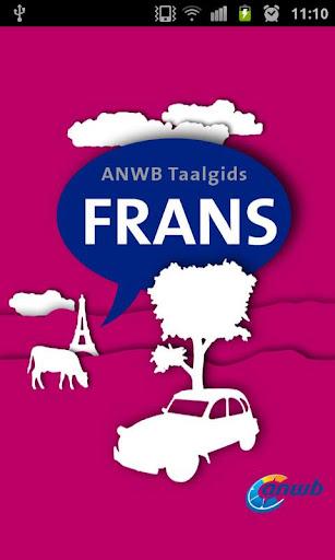 ANWB Taalgids Frans