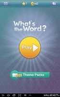 Screenshot of What's the Word: 4 pics 1 word