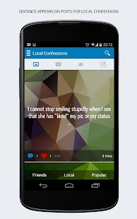 App Confess - Share Secrets APK for Windows Phone