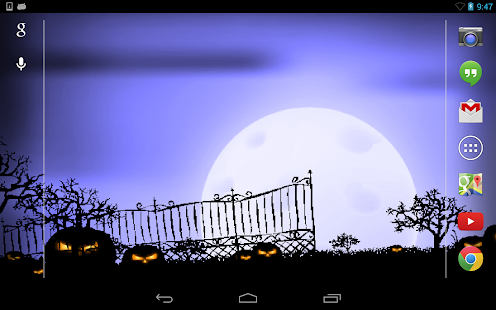 halloween live wallpaper free android