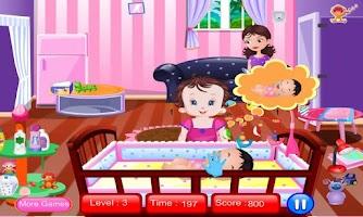 Screenshot of Care Newborn Baby