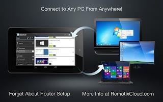 Screenshot of Remotix RDP Lite