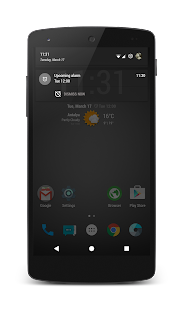 PitchBlack™(S-Grey) CM13/12- screenshot thumbnail